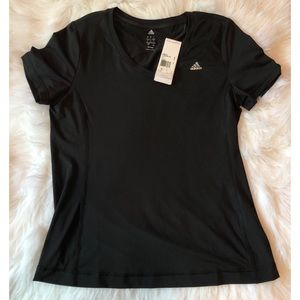 Adidas stay dry workout t-shirt